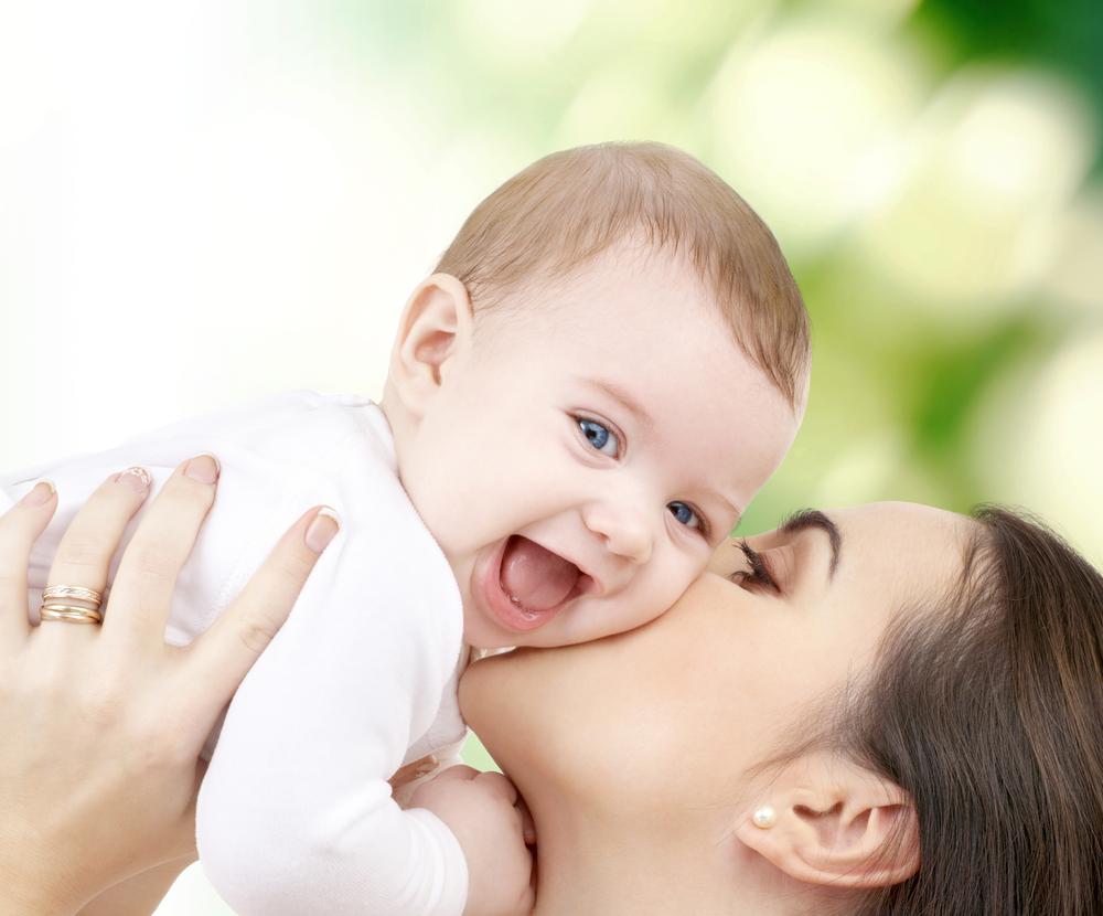 baby verzorgen